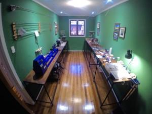 Rodmakers.cl Green Room