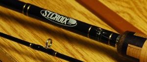 Custom St. Croix Casting Rod