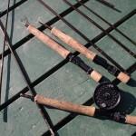 Fishing rod repair, Santiago Chile